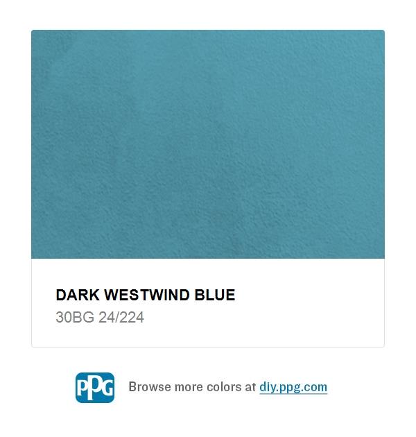 Dark Westwind Blue