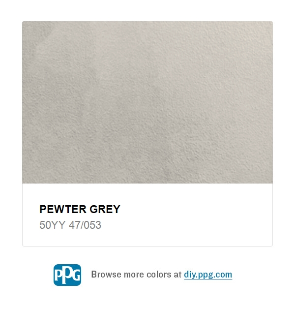 Pewter Grey
