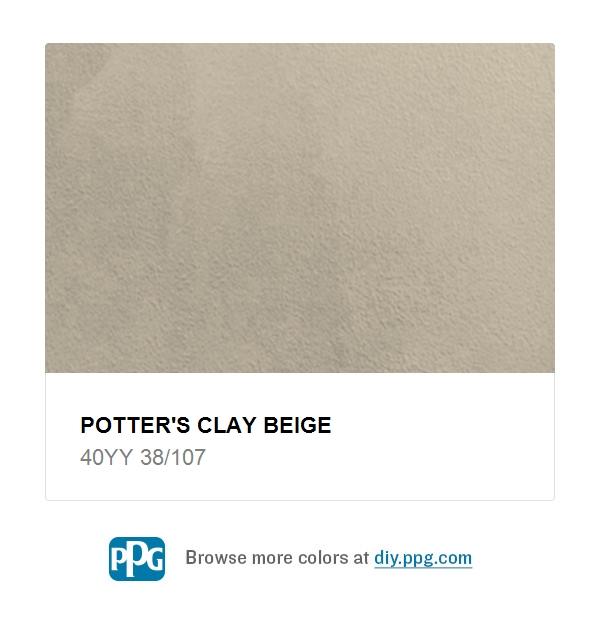 Potter S Clay Beige