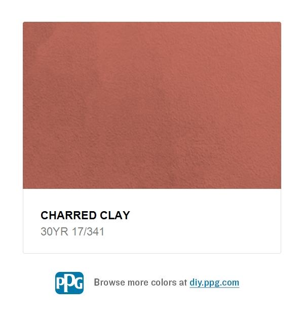 Charred Clay