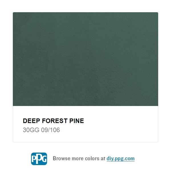 Deep Forest Pine