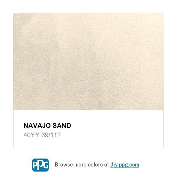 Navajo Sand