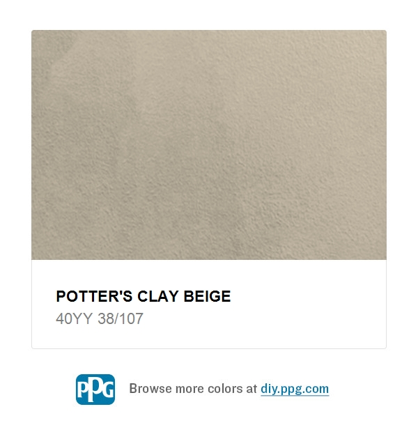 Potter S Clay Beige