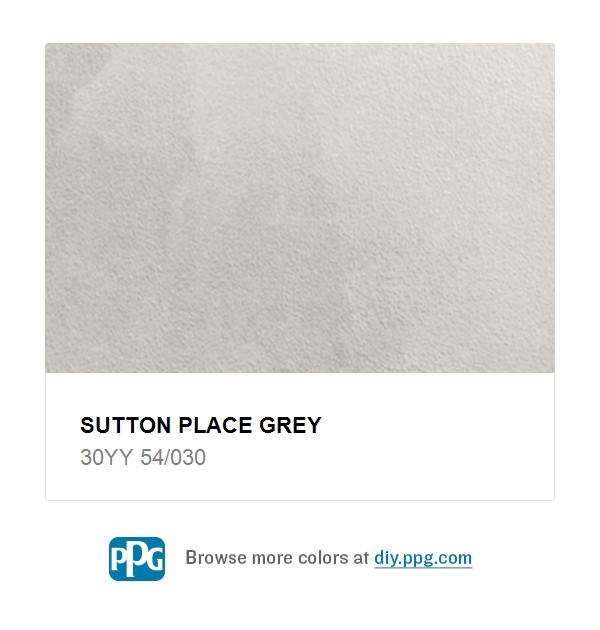 Sutton Place Grey